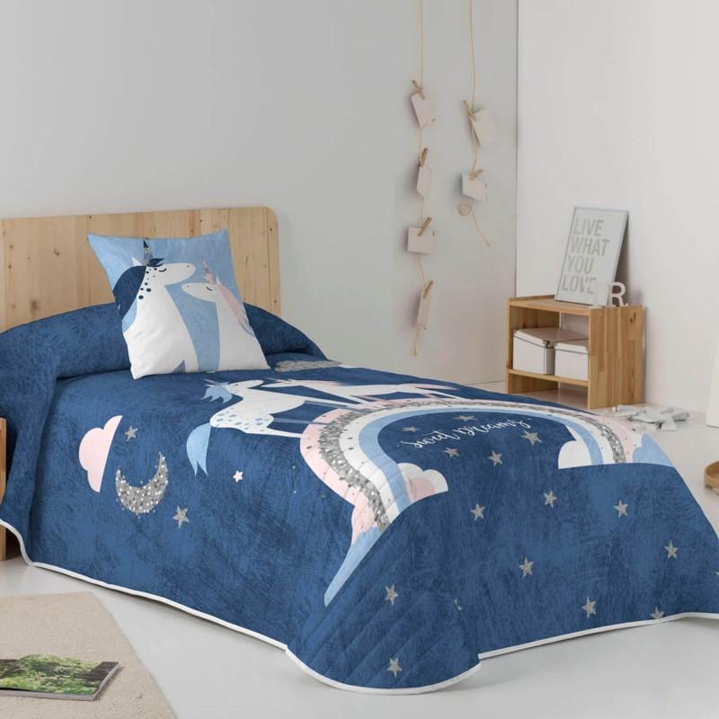 Gultas pārklājs Unicorn 180x260 cm