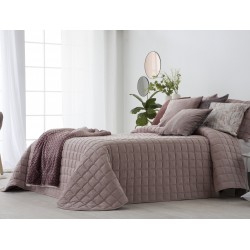 Lovatiesė Marinel Rose 250x270 cm velvetas