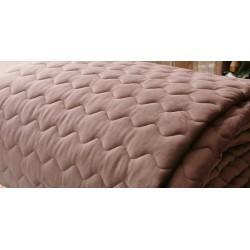 Bedspread Naroa Malva 235x270 cm