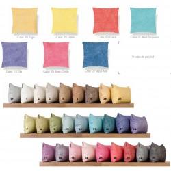 Spilvendrānas dažādās krāsās TexAS