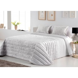 Bedspread Boston Crudo 250x270 cm, 2 pillow cases included