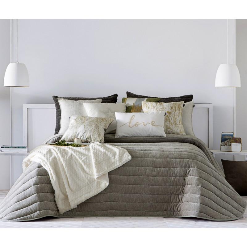 Bedspread Nantes Beig 250x270 cm
