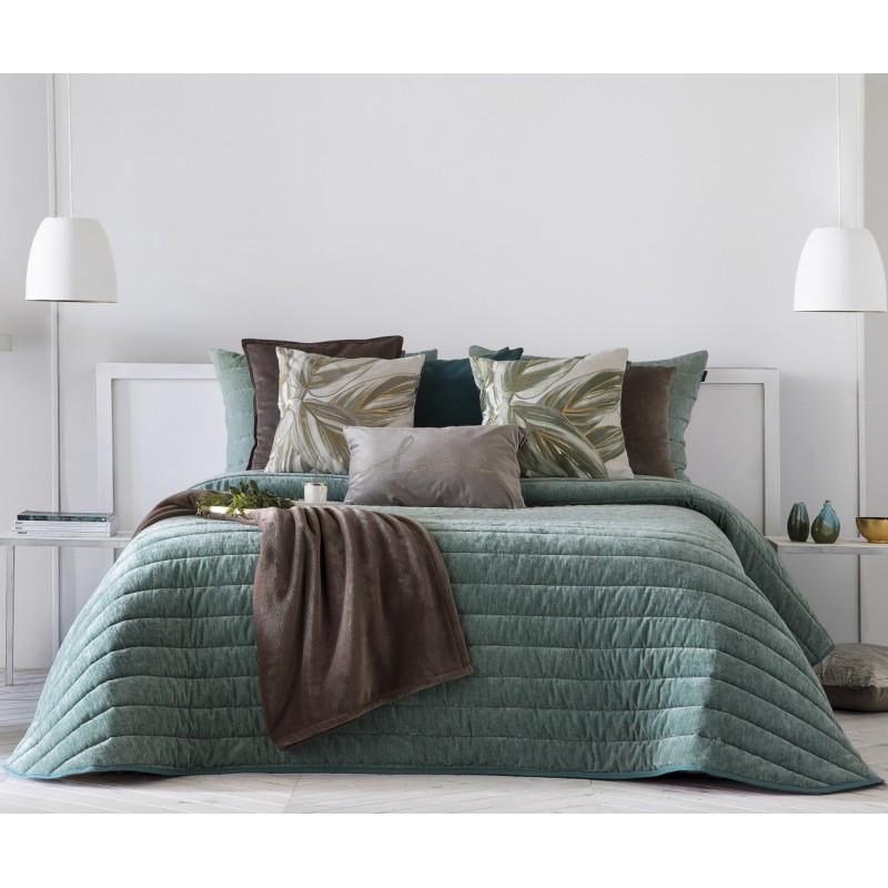 Bedspread Nantes Menta 250x270 cm