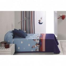 Bedspread Piratas 190x270 cm