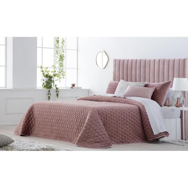 Bedspread Smart Rosa 250x270 cm