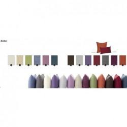 Чехол на подушку разных цветов