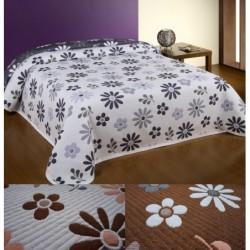 Bedspread VERMILION C06, 180x260 cm
