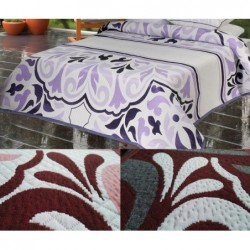 Bedspread Akasha C07, 250x260 cm