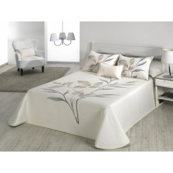 Bedspread Leave C01  250x270 cm