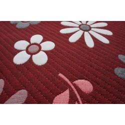Bedspread VERMILION C07, 180x260 cm